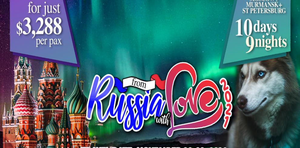 Russia tri-city